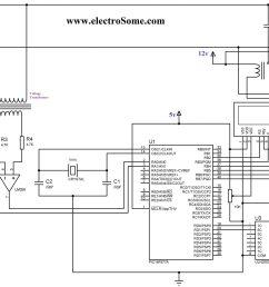 automatic power factor controller using pic microcontroller circuit diagram [ 2048 x 1317 Pixel ]