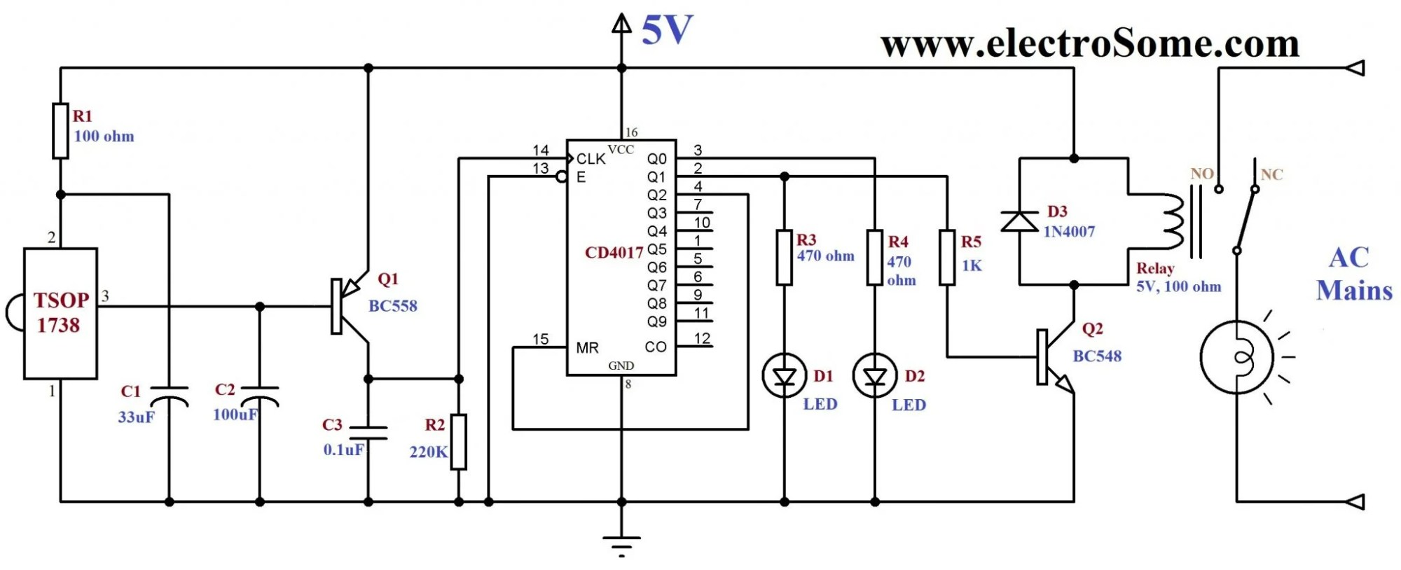 hight resolution of infrared controls wiring diagram wiring diagram infrared home wiring circuit diagram