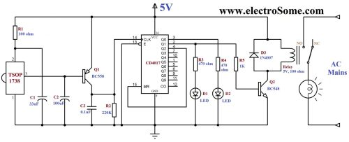 small resolution of infrared controls wiring diagram wiring diagram infrared home wiring circuit diagram