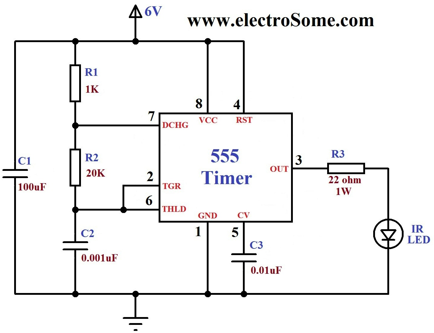 hight resolution of infrared remote control for home appliances hobby in electronics ir remote control home appliance circuit diagram