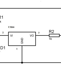 um66 melody generator circuit for beginners doorbell circuit using um 66 ic electronic circuits and diagram [ 1558 x 766 Pixel ]