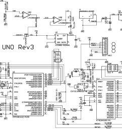 arduino uno r3 schematic diagram [ 2048 x 1133 Pixel ]