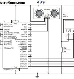 distance sensor circuit diagram related images wiring diagram name ultrasonic proximity detector circuit schematic diagram [ 2048 x 1161 Pixel ]