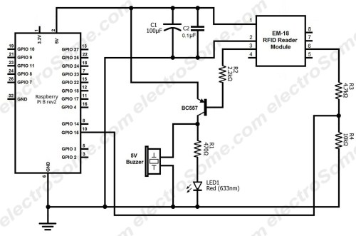 small resolution of interfacing em 18 rfid reader module with raspberry pi circuit diagram