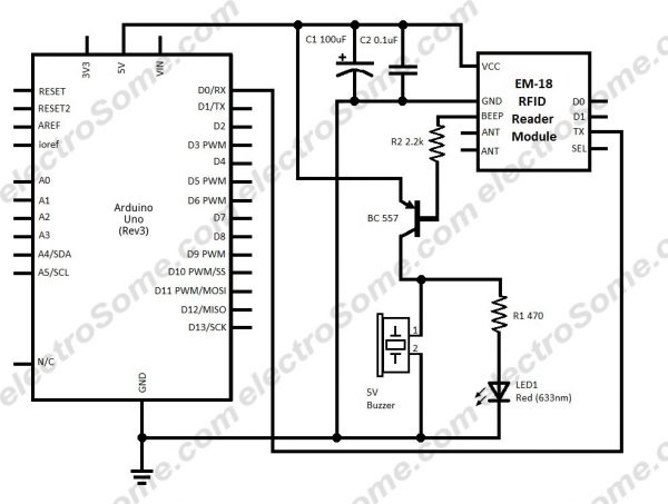 Rfid Tag Block Diagram – The Wiring Diagram