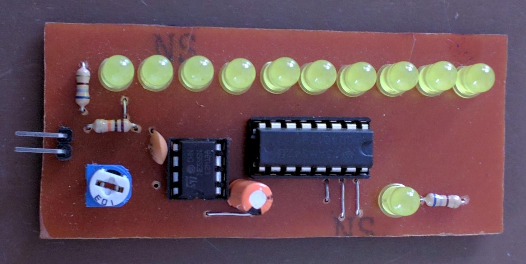 Led Electronic Circuits Pdf