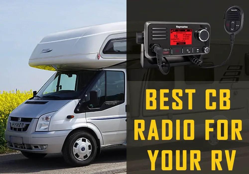 best cb radio for rv