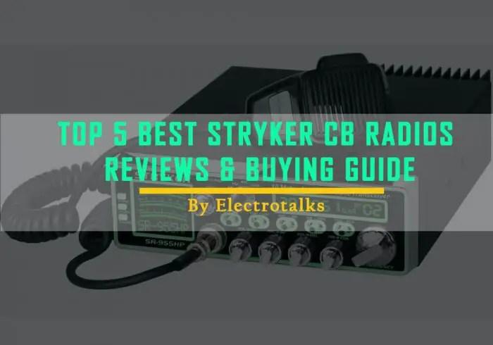 best stryker cb radios