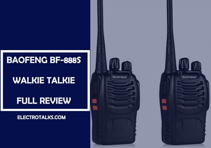 Baofeng bf-888s review