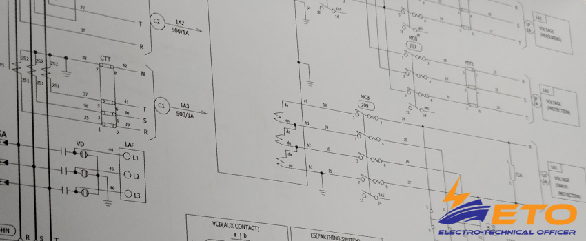 how to read ships electrical diagrams electro technical officer eto rh electrotechnical officer com Basic Electrical Diagrams Electrical Diagrams for Houses