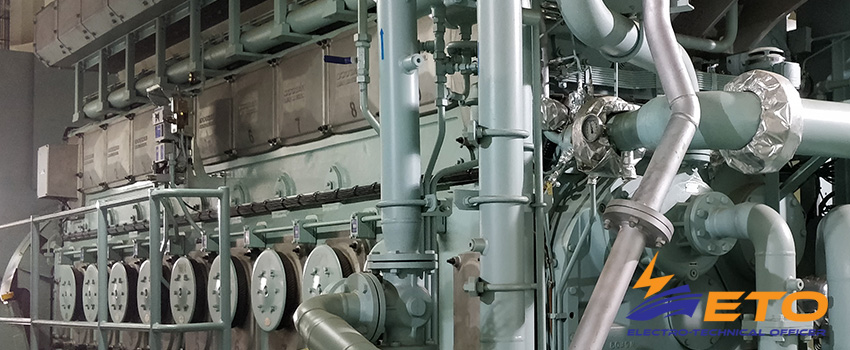 Overcurrent protection of ships generators - Electro