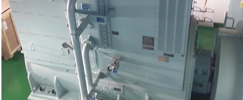 How to maintenance a ship generator