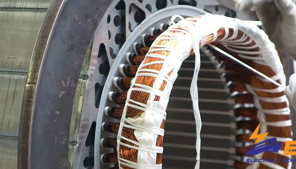 Maintenance of stator on marine motors