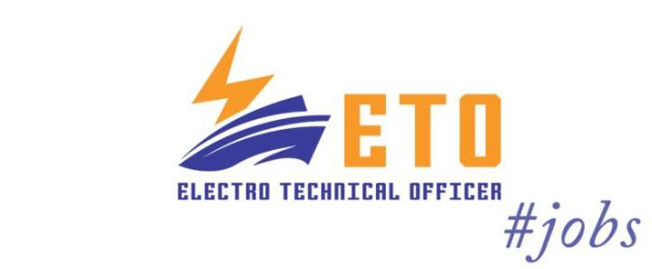 New job for Marine Electricians (ETO)