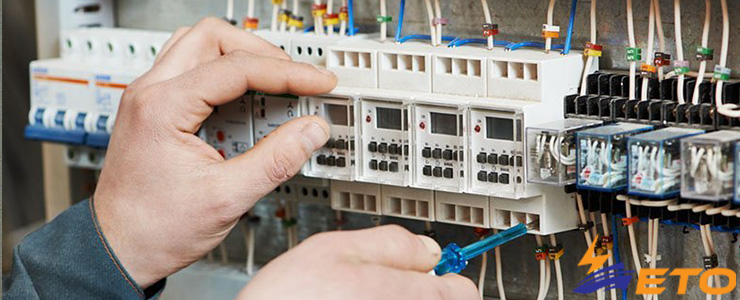 ETO, Electrician are Master Troubleshooters Onboard
