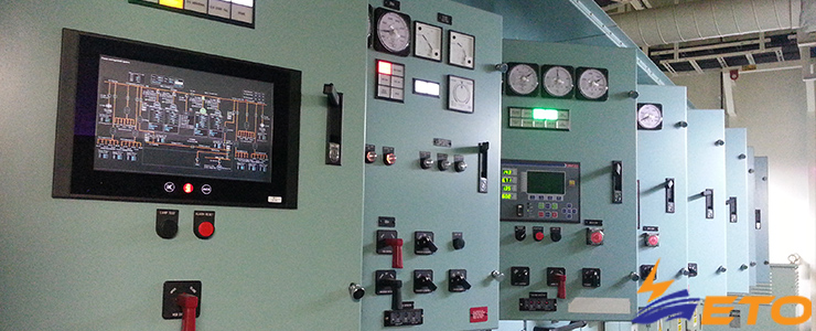 Power Supply on Different Types of Ships
