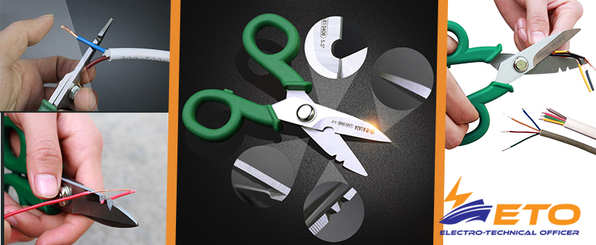Best price for High Quality ship Electrician Scissors