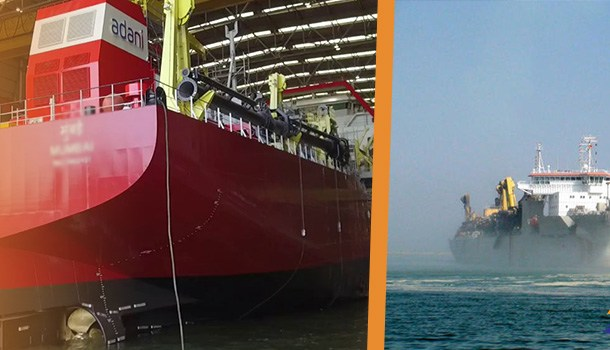 Diesel Electric Propulsion on Dredgers and Construction Vessels