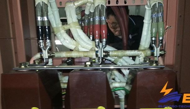 Ship Diesel Generator High Voltage work procedure