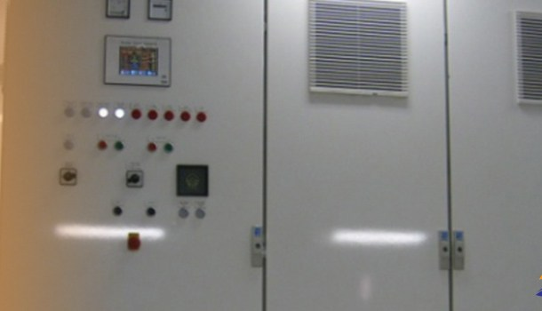 Ship variable speed motor drives and speed control function on board system