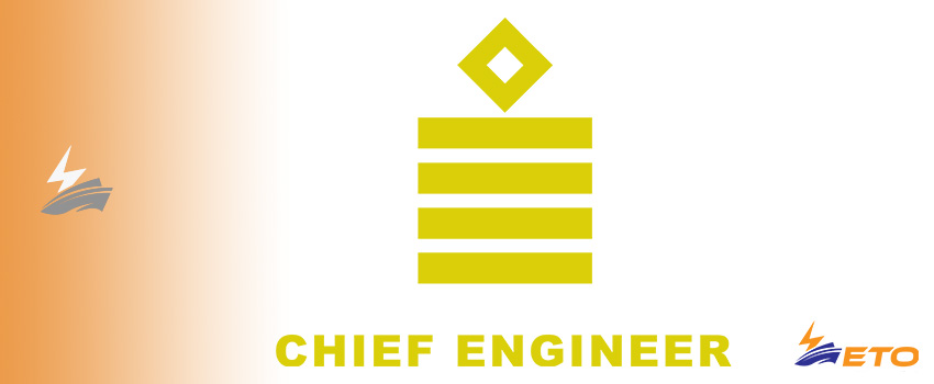 Merchant Marine Chief Engineer rank image