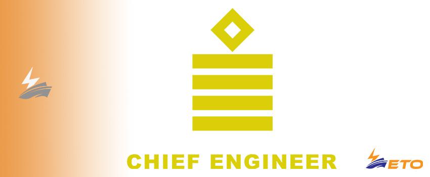 Merchant Marine Chief Engineer
