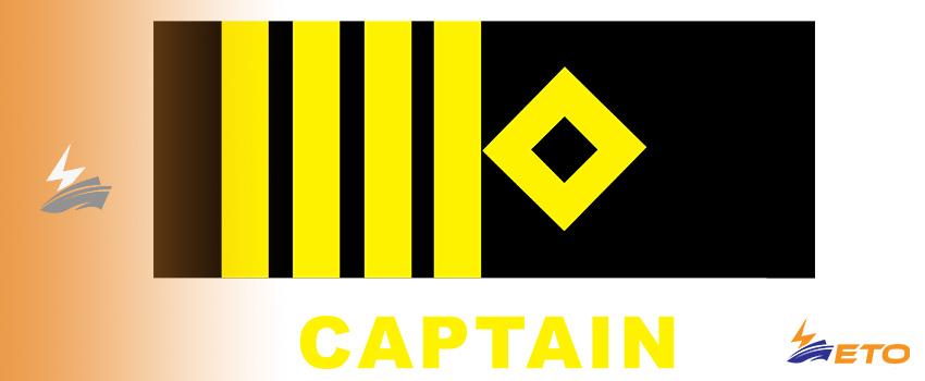 Ship Captain rank picture