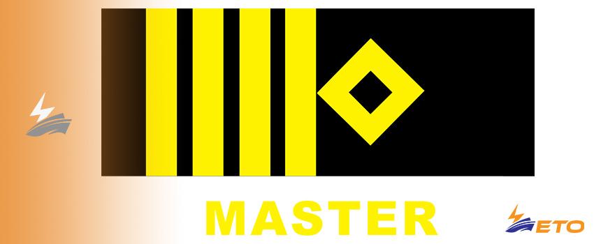 Ship Master rank image