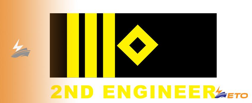 ship 2nd Engineer rank