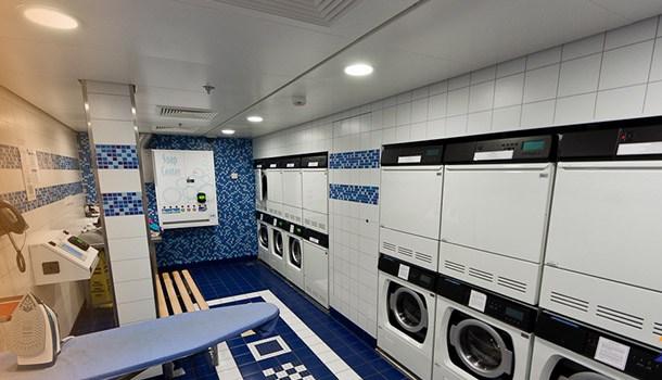 Ship Laundry equipmentproper maintenance and safety rules