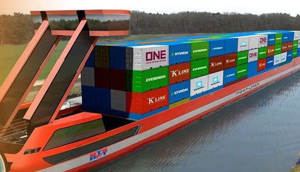 Future od ship Electric power technology