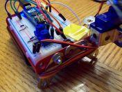 Arduino Oscillating Fan