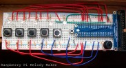 RasPi Melody Maker