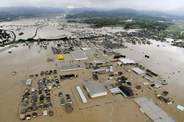 japan flood www.electroverse.net