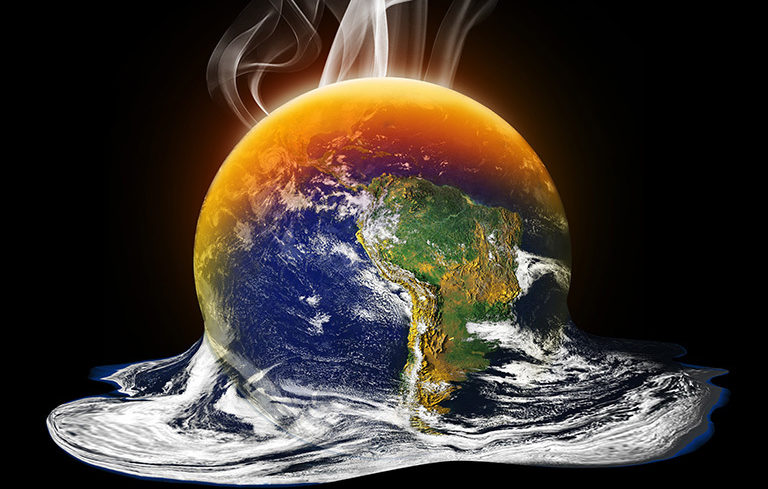 """THEY'RE REBRANDING CLIMATE CHANGE [AGAIN]— """"GLOBAL MELTDOWN"""" IS ON THE TABLE"""
