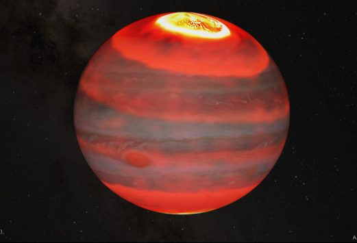 Climate Change  - Page 40 Jupiter-Auroras-e1628326381535