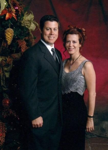 My beautiful wife, Heather & I