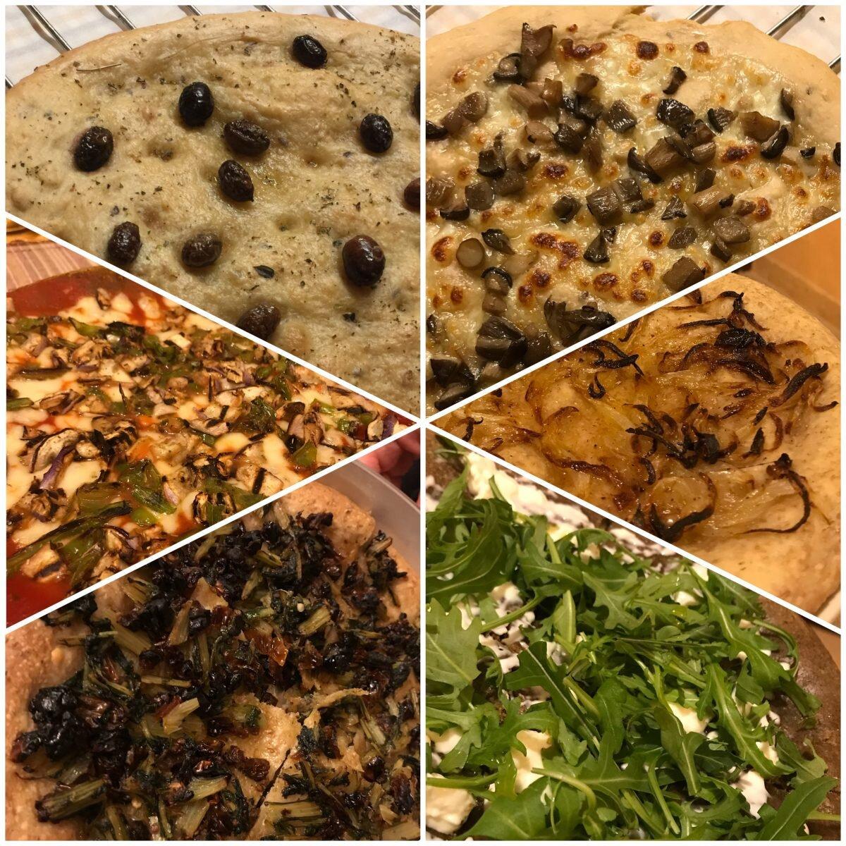 Pizze… Veg!