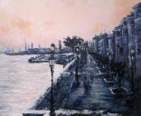 "Canvas 15, ""Rainy Afternoon in Venice"""