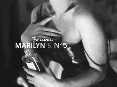 chanel marylin monroe