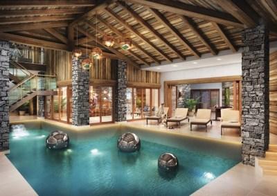 immobilier de luxe -chalet-luxe