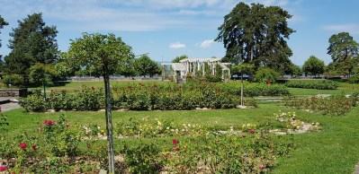 Parc de la Grange Geneve
