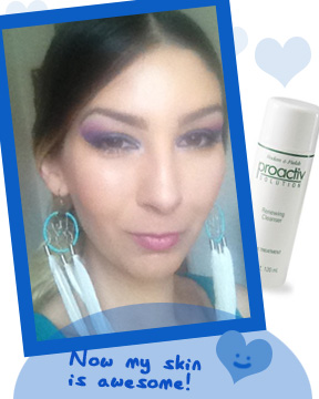 proactiv renewing cleanser review after phtoto