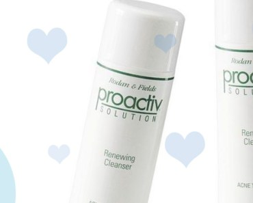 proactive renewing cleanser review photo