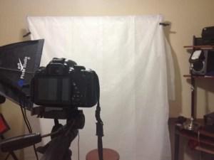Dedicated blogging room!