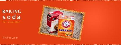 Baking Soda For Skin Care
