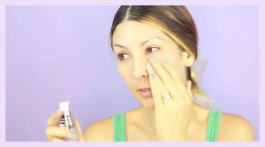 This elf Mineral Face Primer feel so silky smooth!