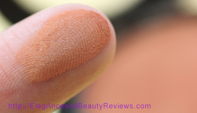 OFRA Pressed Blush Review close swatch