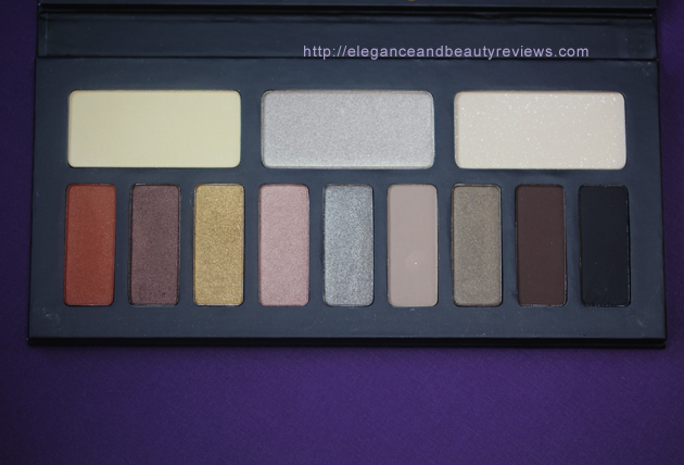 Kat Von D Monarch Eyeshadow Palette Review inside