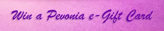 Win a $25 Pevonia e-Gift Card
